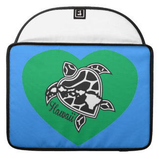 Hawaii Aloha Turtle Sleeve For MacBook Pro
