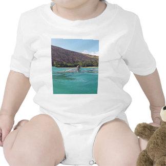 Hawaii Aloha Turtle Bodysuit