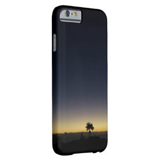 Hawaii antes del amanecer funda barely there iPhone 6