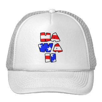 Hawaii apiló - el gorra