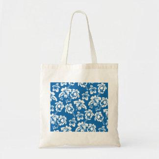 Hawaii azul bolsa tela barata