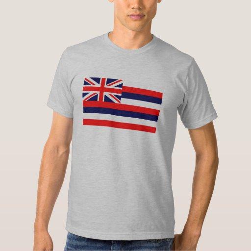HAWAII/BANDERA HAWAIANA REMERA