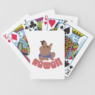 Hawaii Baraja Cartas De Poker