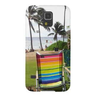 Hawaii Beach Chair Case For Galaxy S5