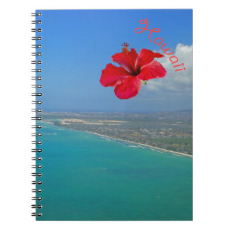 Hawaii Beach Coastline Notebook