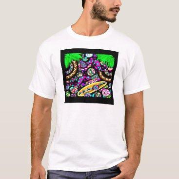 Hawaii.Beach T-Shirt