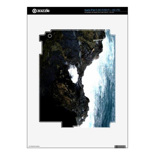 Hawaii beauty iPad 3 skin