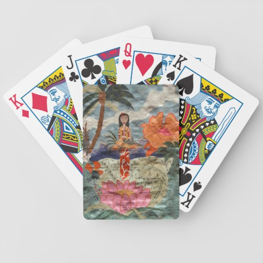 Hawaii Bicycle Playing Cards