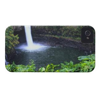 Hawaii, Big Island, Hilo, Rainbow Falls, Lush Case-Mate iPhone 4 Case