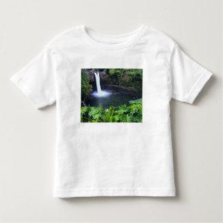 Hawaii, Big Island, Hilo, Rainbow Falls, Lush Toddler T-shirt
