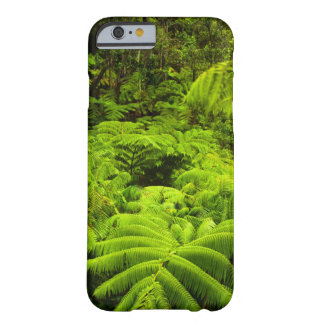 Hawaii, Big Island, Lush tropical greenery in Barely There iPhone 6 Case