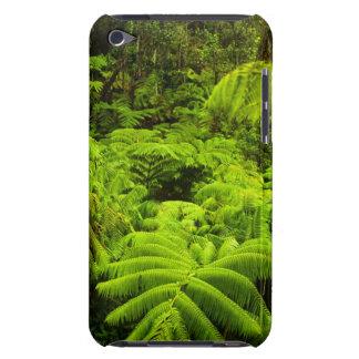 Hawaii, Big Island, Lush tropical greenery in iPod Touch Cover