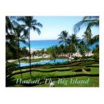 Hawaii,  Big Island Postcard