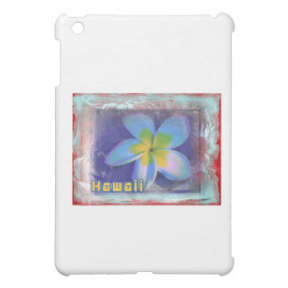 Hawaii Blue Floral Case For The iPad Mini