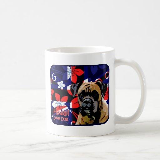 Hawaii Boxer Coffee Mug