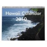 Hawaii Calendar 2010