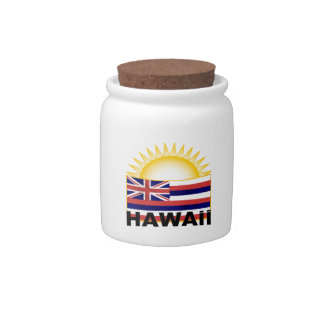 HAWAII CANDY DISHES