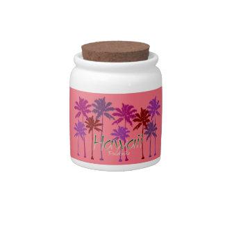 Hawaii Candy Jar