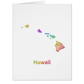 Hawaii Card