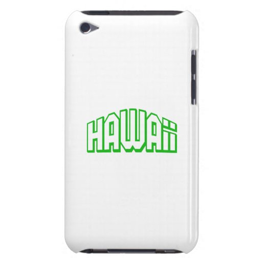 Hawaii iPod Touch Case