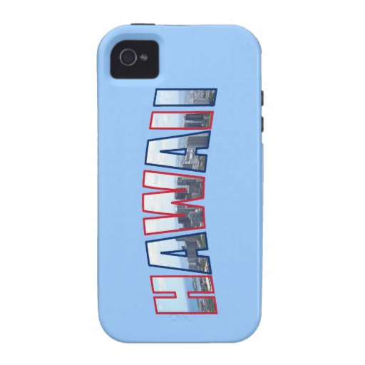 Hawaii Case-Mate iPhone 4/4S Vibe Universal Case iPhone 4 Cases