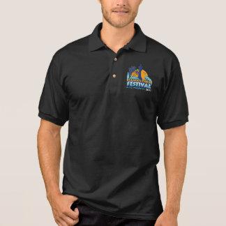 Hawaii Chess Festival Polo Shirt (Dark)