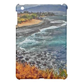 Hawaii coast scenic ipad case