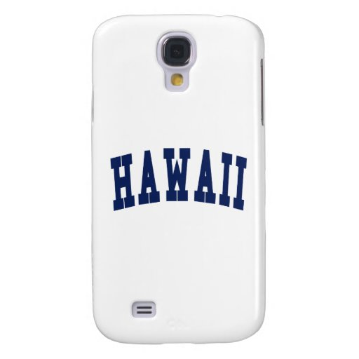 Hawaii College Samsung Galaxy S4 Cases