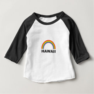 hawaii color arch baby T-Shirt