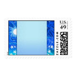 Hawaii dazzles stamp