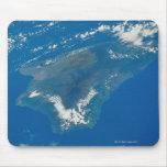 Hawaii del espacio alfombrillas de raton