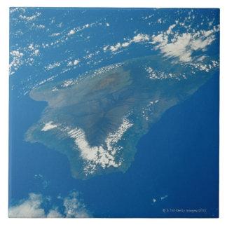 Hawaii del espacio tejas