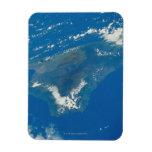 Hawaii del espacio iman