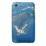 Hawaii del espacio iPhone 3 Case-Mate fundas