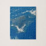 Hawaii del espacio rompecabezas con fotos