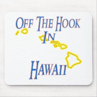 Hawaii - del gancho alfombrillas de ratones