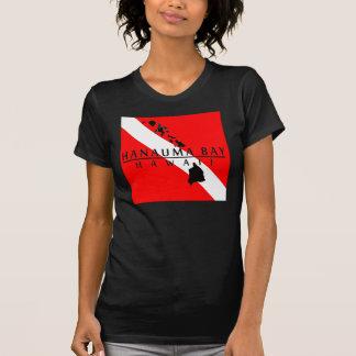 Hawaii Dive Flag - Hanauma Bay Tee Shirts