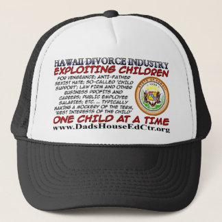 Hawaii Divorce Industry.. Trucker Hat