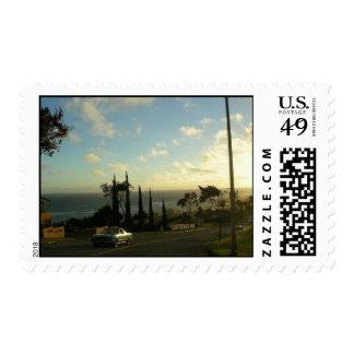 Hawaii Drive Stamp