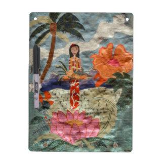 Hawaii Dry Erase Board