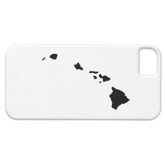Hawaii en blanco y negro funda para iPhone SE/5/5s
