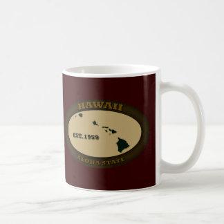 Hawaii Est 1959 Coffee Mug