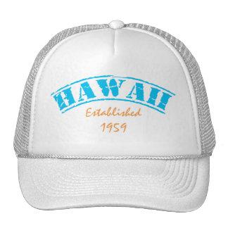 Hawaii Established Trucker Hat