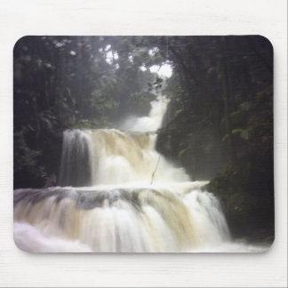Hawaii Falls Mousepad