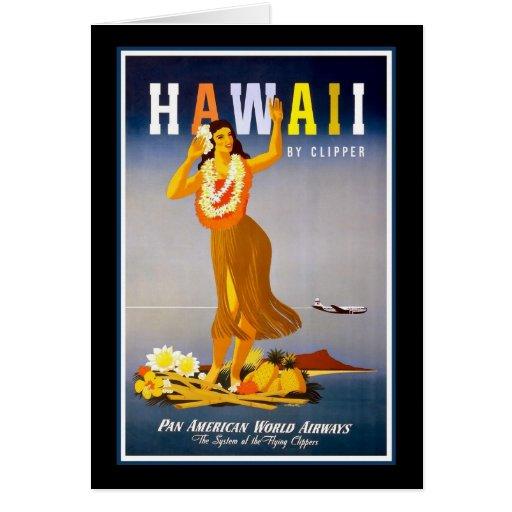 Hawaii Felicitación