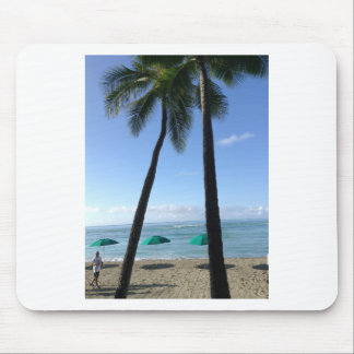 Hawaii Fever Mouse Pad