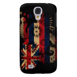 Hawaii Flag Samsung Galaxy S4 Cases
