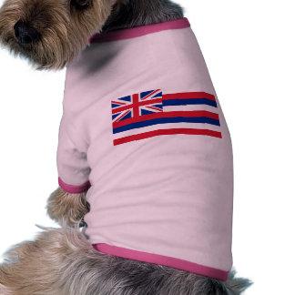 Hawaii FLAG International Pet Shirt