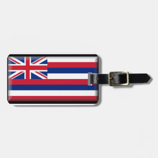 Hawaii Flag Tags For Bags