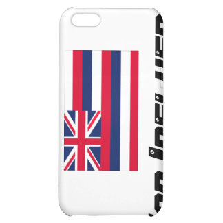 Hawaii Flag, Mad Influence iPhone 5C Case